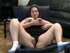 obese mom
